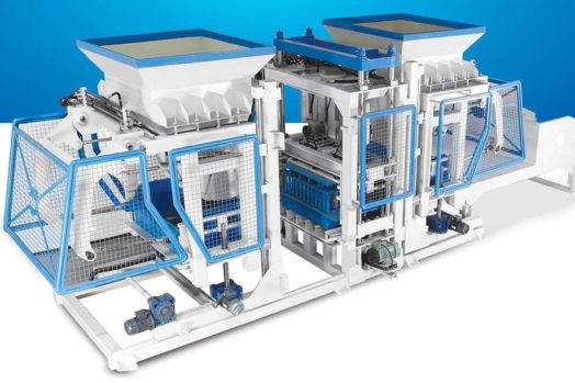 Automatic Concrete Block Machine TP.RN2025
