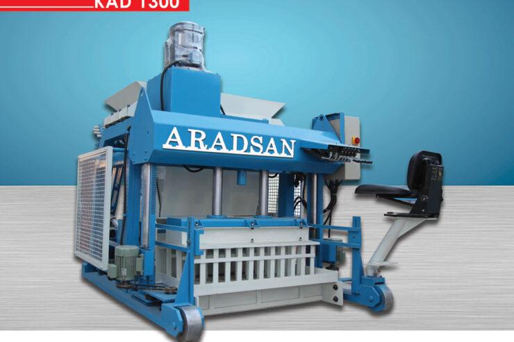 Kerb Stone Making Machine KAD1300