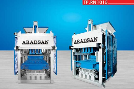 Automatic Concrete Block Machine TP.RN1015 I