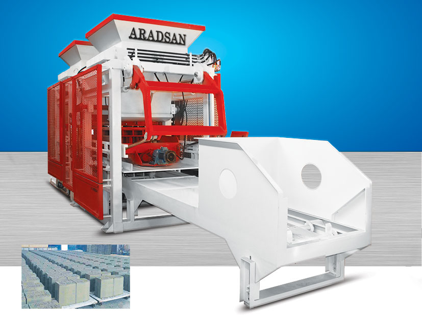 Automatic Cement Tiles Making Machine TP.RN1015 II